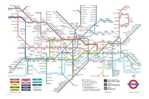london-undergrouind-map