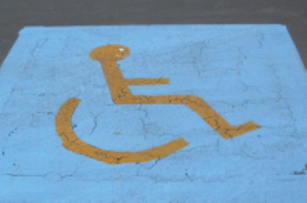 Smiling Wheelchair