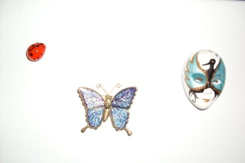 Butterfly Mask Ladybug