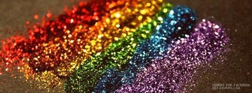 Rainbow-Glitter