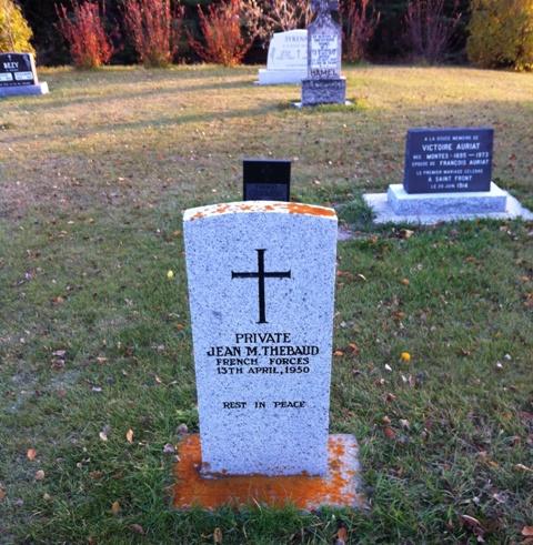 St Front Graveyard