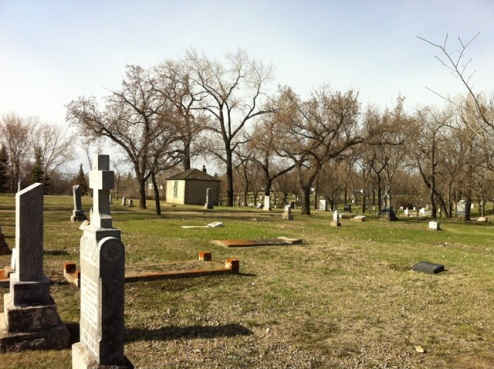 Cemetery View