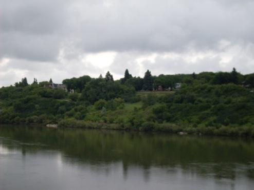 Sky, Land, River