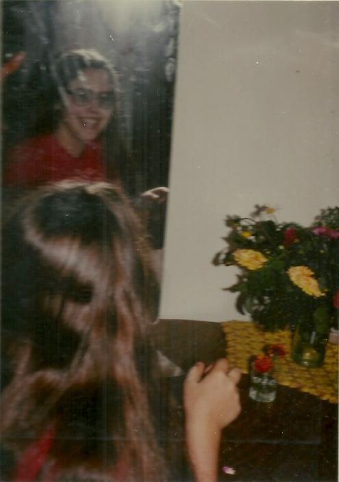 1973 Long Hair