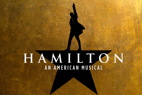 Image credit: Hamilton Broadway